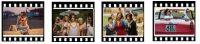 IL film 'la pazza gioia' - 4 frames